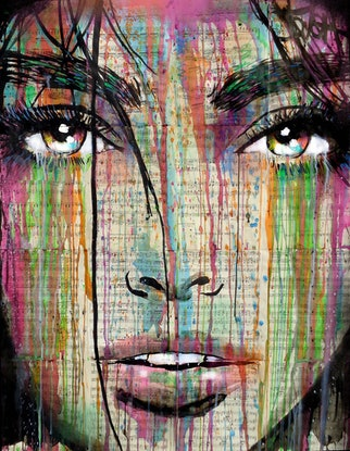 (CreativeWork) BEACON by loui jover. Drawings. Shop online at Bluethumb.