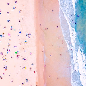 (CreativeWork) Wollongong Beach - Edition 1 of 50 Ed. 1 of 50 by Ali Diab. #<Filter:0x00007f3c4c509148>. Shop online at Bluethumb.