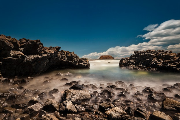 (CreativeWork) The Nobbies, Phillip Island Ed. 1 of 4 by Piers Buxton. Photograph. Shop online at Bluethumb.