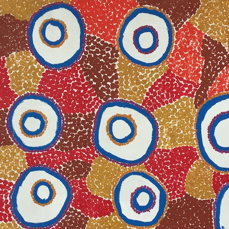 (CreativeWork) Tjukula Tjuta (15CP-3) by Suzie Prince. Acrylic Paint. Shop online at Bluethumb.