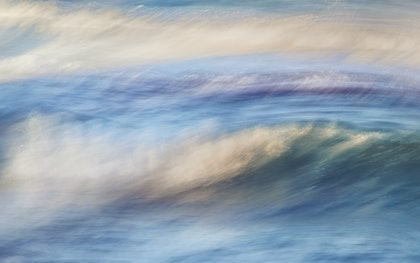 (CreativeWork) Bonny Wave by Shirley Steel. photograph. Shop online at Bluethumb.