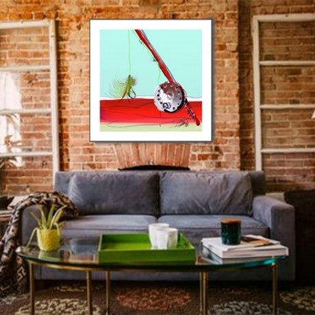 (CreativeWork) Colours on the fly by Gino Ciancio. Other Media. Shop online at Bluethumb.