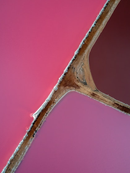 (CreativeWork) Pink Lake series 06 by Craig Hammersley. photograph. Shop online at Bluethumb.