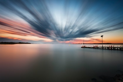 (CreativeWork) Anderson Inlet, Inverloch by Piers Buxton. photograph. Shop online at Bluethumb.