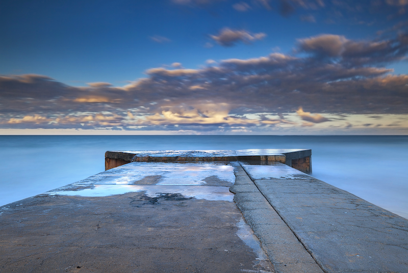 (CreativeWork) Newport beach by Piers Buxton. photograph. Shop online at Bluethumb.