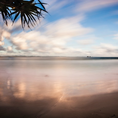 (CreativeWork) Wategos, Byron Bay Ed. 1 of 4 by Piers Buxton. Photograph. Shop online at Bluethumb.