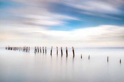(CreativeWork) Tenby Point, Victoria by Piers Buxton. photograph. Shop online at Bluethumb.