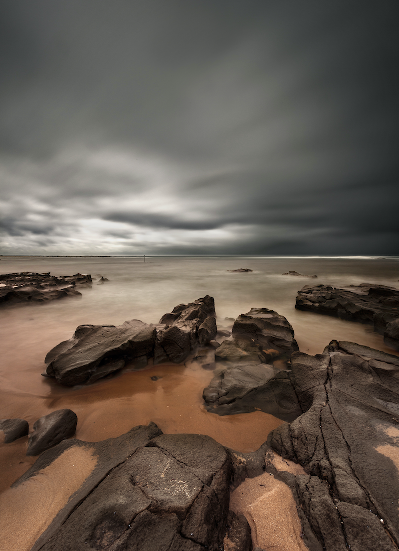 (CreativeWork) Cape Paterson by Piers Buxton. photograph. Shop online at Bluethumb.