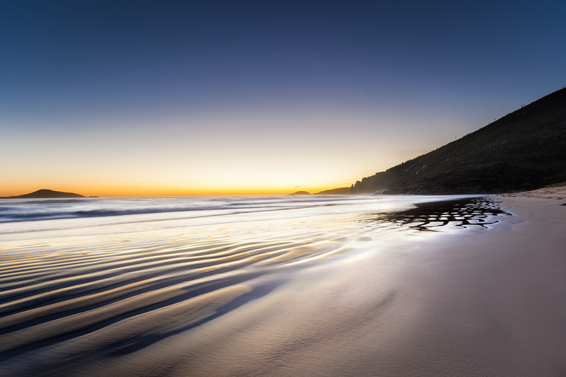 (CreativeWork) Whisky Bay, Wilsons Promontory Ed. 1 of 4 by Piers Buxton. photograph. Shop online at Bluethumb.