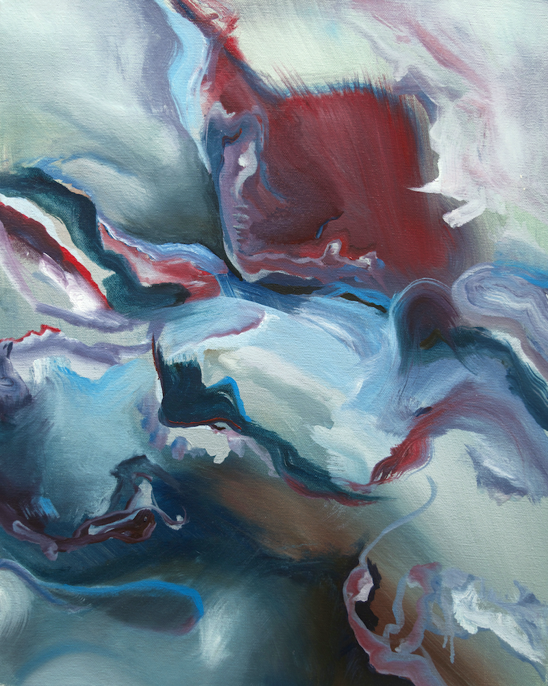 (CreativeWork) Sublime  by Ella Baudinet. Oil Paint. Shop online at Bluethumb.