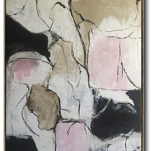(CreativeWork) Cove by Remy Prideaux. mixed-media. Shop online at Bluethumb.