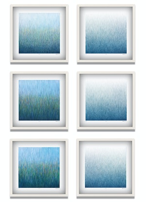 (CreativeWork) 'The Six Paradises'  Limited Edition Print Set of 6  Ed. 11 of 100 by George Hall. Print. Shop online at Bluethumb.
