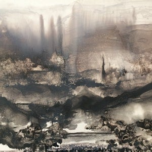(CreativeWork) After the Fire - Charred by Tracey Miller. Other Media. Shop online at Bluethumb.
