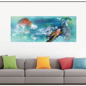 (CreativeWork) Coming Ashore by Tricia Bradford. #<Filter:0x000055d0c40062a8>. Shop online at Bluethumb.