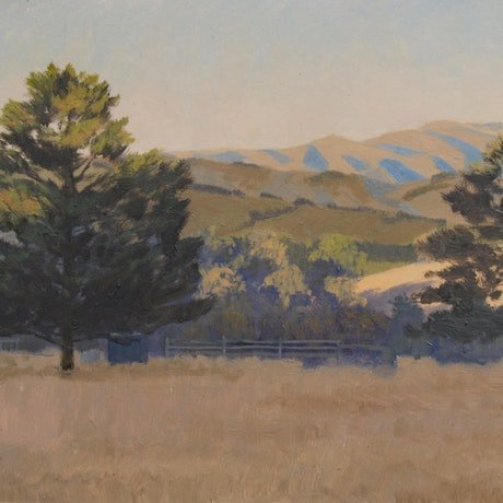 (CreativeWork) In the Megalong valley by Steven Heyen. Oil Paint. Shop online at Bluethumb.