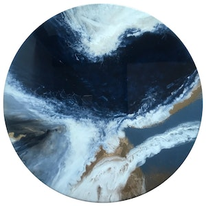 (CreativeWork) CLOUD9  by Fujan Willemse. resin. Shop online at Bluethumb.
