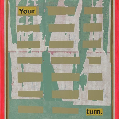 (CreativeWork) Your Turn by Dirk Kruithof. Mixed Media. Shop online at Bluethumb.