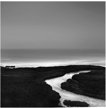 (CreativeWork) Monochromatic Littoral iii Ed. 1 of 3 by Alex Frayne. Photograph. Shop online at Bluethumb.