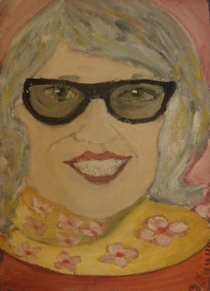 """(CreativeWork) """"Suzanne"""" (mfl 85 of 230) by elij foote. Oil Paint. Shop online at Bluethumb."""