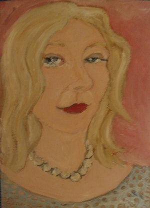 "(CreativeWork)  ""Emma"" ( mfl 155 of 230) by elij foote. Oil Paint. Shop online at Bluethumb."