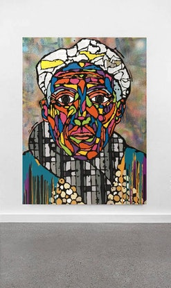 (CreativeWork) Picasso Pop by Jonathan Redmayne. Mixed Media. Shop online at Bluethumb.