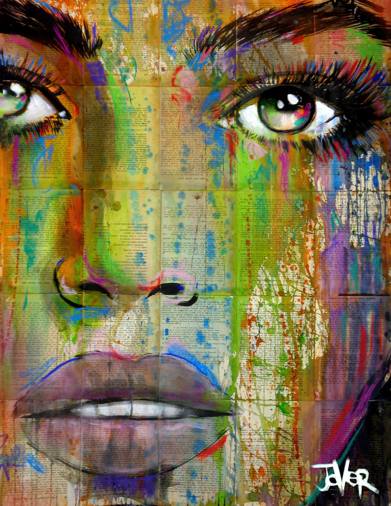 (CreativeWork) THINK SO by loui jover. Drawings. Shop online at Bluethumb.
