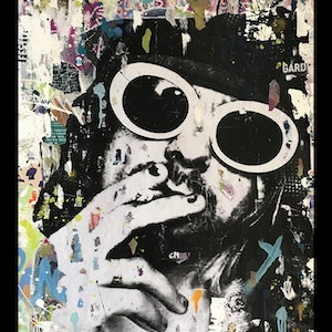(CreativeWork) Been A Son by Cold Ghost. mixed-media. Shop online at Bluethumb.