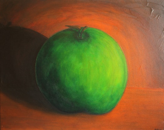 (CreativeWork) The Firstfruits of Offering by Sarah Walker. Acrylic Paint. Shop online at Bluethumb.
