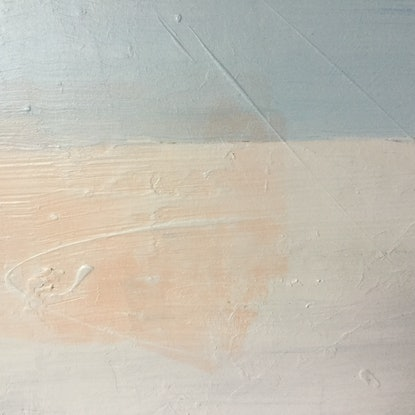 (CreativeWork) Abstract most minimal 2019 by Patricia Galloway. Acrylic Paint. Shop online at Bluethumb.