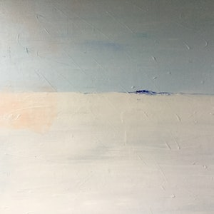 (CreativeWork) Abstract most minimal 2019 by Patricia Galloway. arcylic-painting. Shop online at Bluethumb.