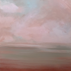 (CreativeWork) Serenity by Andrea Edwards. arcylic-painting. Shop online at Bluethumb.