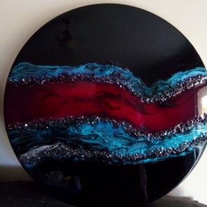 (CreativeWork) Zephyr 1 by Lynne Astill. resin. Shop online at Bluethumb.