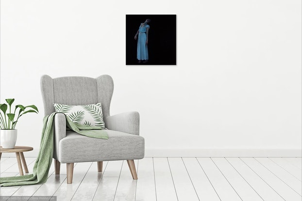 (CreativeWork) Forgotten Tales by Casey Thornton. Oil Paint. Shop online at Bluethumb.