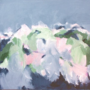 (CreativeWork) The Cooling Breeze by Brenda Meynell. arcylic-painting. Shop online at Bluethumb.