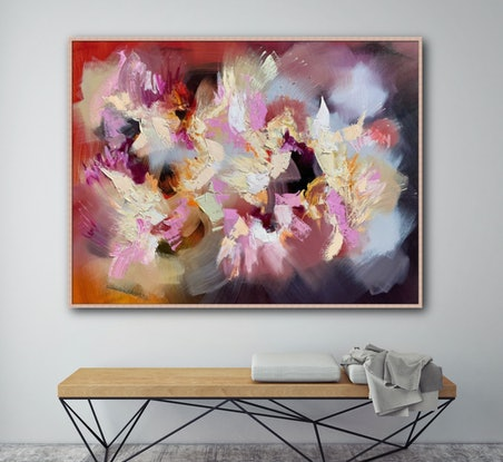 (CreativeWork) Incandescence  by Catherine Hiller. #<Filter:0x00007f994915f830>. Shop online at Bluethumb.