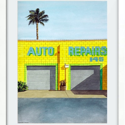 (CreativeWork) 'Greasy Palms' by Donovan Christie. #<Filter:0x00007fd660c36d40>. Shop online at Bluethumb.