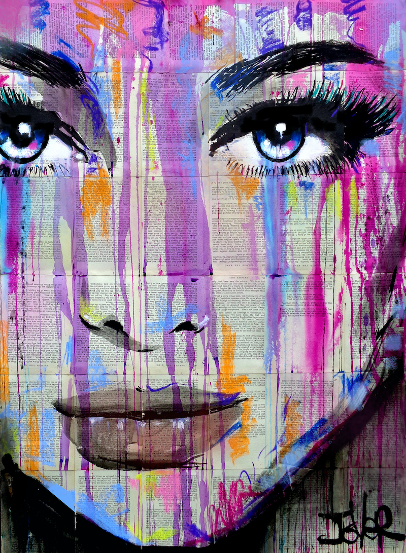 (CreativeWork) SEISMIC SHIFT by loui jover. drawing. Shop online at Bluethumb.