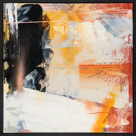 (CreativeWork) True To Your Instincts by Angela Licciardi. Acrylic Paint. Shop online at Bluethumb.