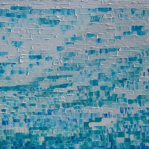"(CreativeWork) ""OCEAN BREEZE 2"".  by Alorna & Co. arcylic-painting. Shop online at Bluethumb."