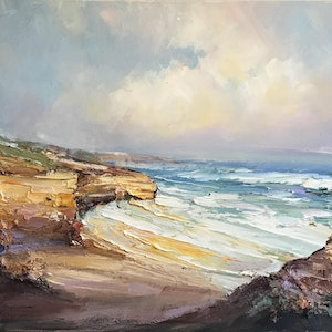 (CreativeWork) Port Campbell #4 by Liliana Gigovic. #<Filter:0x000055fe5786bc48>. Shop online at Bluethumb.