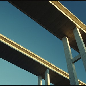 (CreativeWork) Douglas Park Overpass  Ed. 1 of 9 by Damian Seagar. #<Filter:0x00007f1f74256b70>. Shop online at Bluethumb.
