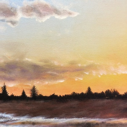 (CreativeWork) Werri Beach at Sunset NSW by Andrea Marriette. #<Filter:0x000055fe577d8380>. Shop online at Bluethumb.