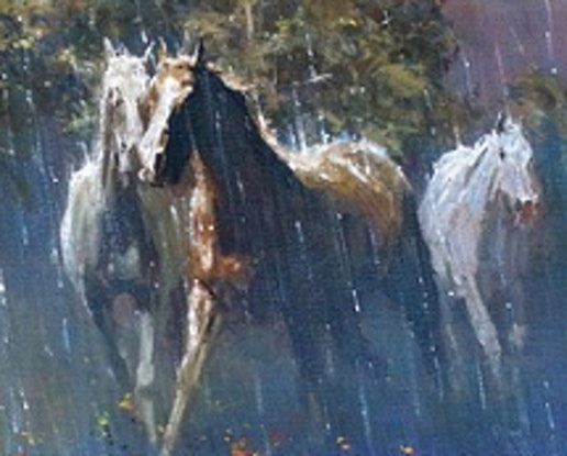 (CreativeWork) SUN SHOWER RUN by Robert Hagan. #<Filter:0x00007fe9a059f880>. Shop online at Bluethumb.