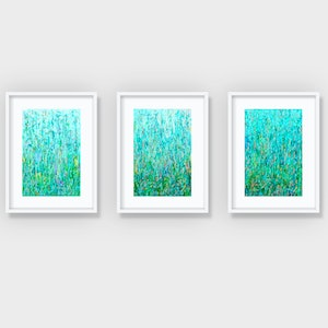(CreativeWork) 'The Three Gardens'  Limited Edition Print Set of 3  Ed. 8 of 25 by George Hall. #<Filter:0x00005591be589fa8>. Shop online at Bluethumb.