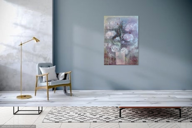 (CreativeWork) Calm and Free (Wordsworth) by Louise Croese. #<Filter:0x00005648ede56b68>. Shop online at Bluethumb.
