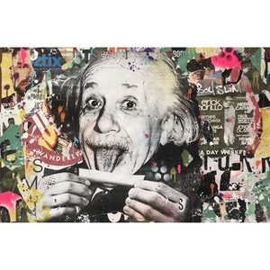 (CreativeWork) Street Icon 124 (Albert) by Cold Ghost. mixed-media. Shop online at Bluethumb.