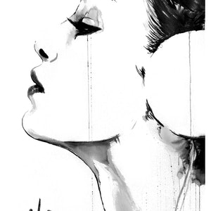 (CreativeWork) MUSIC LIFE by loui jover. drawing. Shop online at Bluethumb.