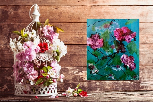 (CreativeWork) Always by Louise Croese. Other Media. Shop online at Bluethumb.