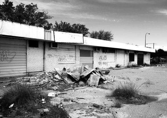 (CreativeWork) Street/ Urbex Photo, Black and White Photography, Fine Art Print, Home Decorating, Archival Artwork, A4 Size Ed. 1 of 1 by Clinton Price. Photograph. Shop online at Bluethumb.