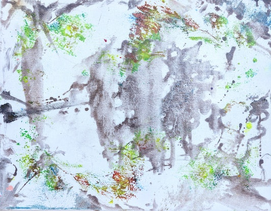 (CreativeWork) Untitled III by Colin Avosa. Oil Paint. Shop online at Bluethumb.